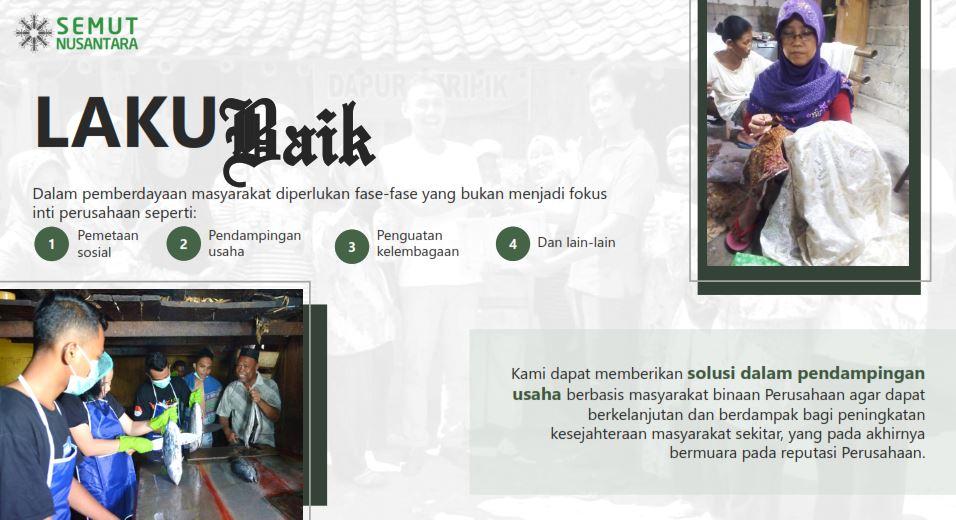 Laku Baik Semut Nusantara