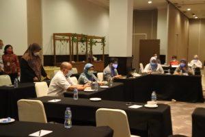 Semut Nusantara turut serta dalam Penyusunan Modul Kewirausahaan Sosial PKH Kemensos RI Tahun 2021